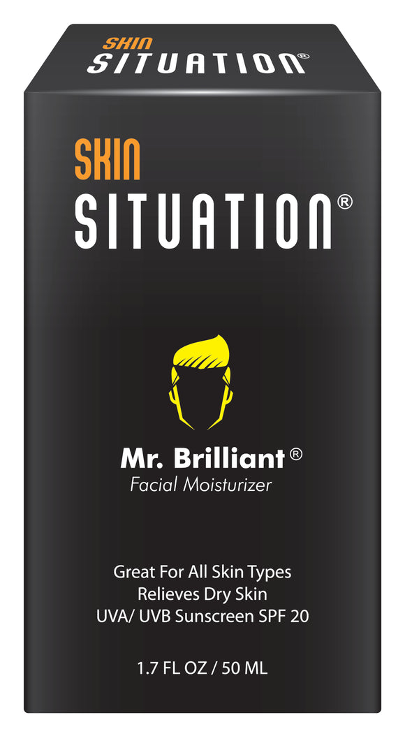 Mr. Brilliant Facial Moisturizer