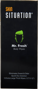 Mr. Fresh Body Wipes