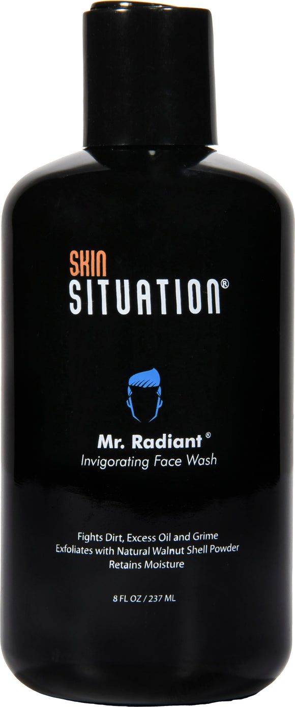 Mr. Radiant Invigorating Face Wash
