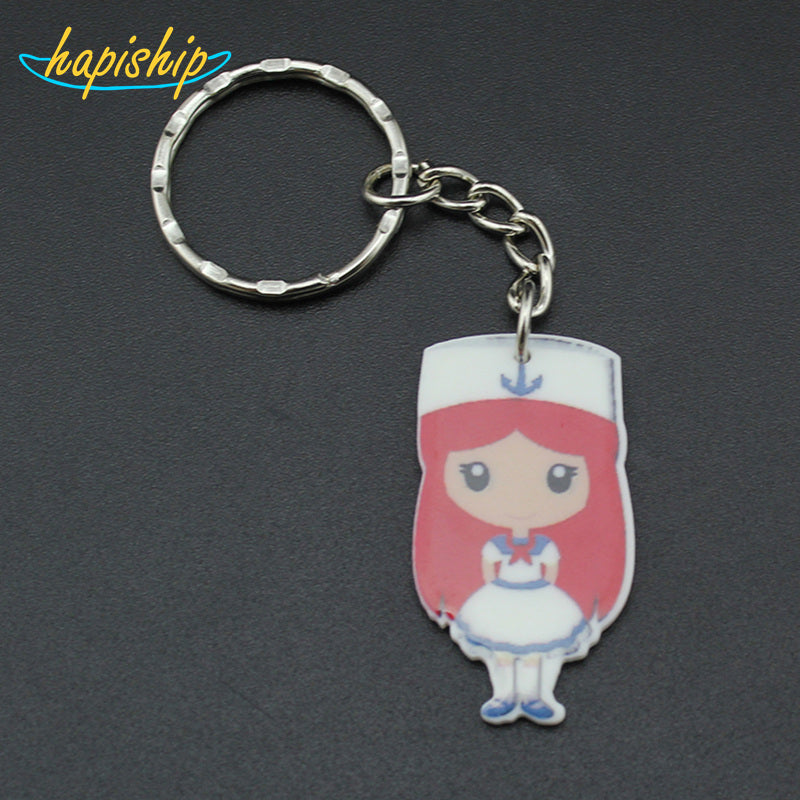 Nurse Key Chain
