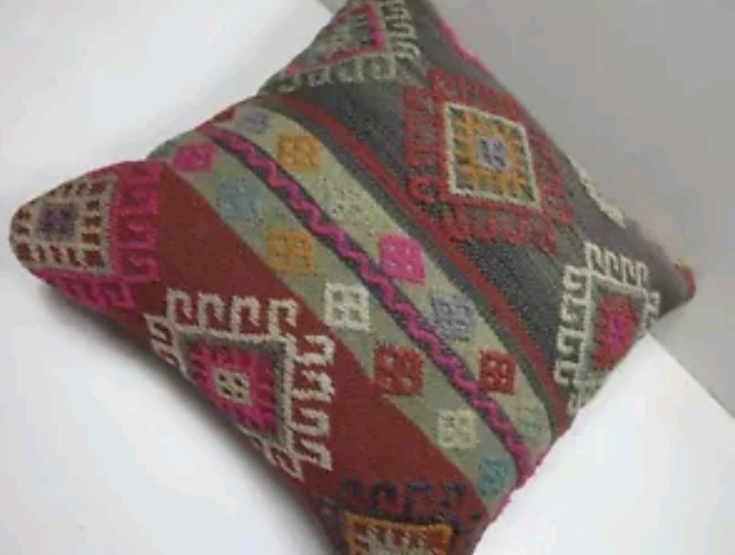 Stunning Kilim Cushion Cover