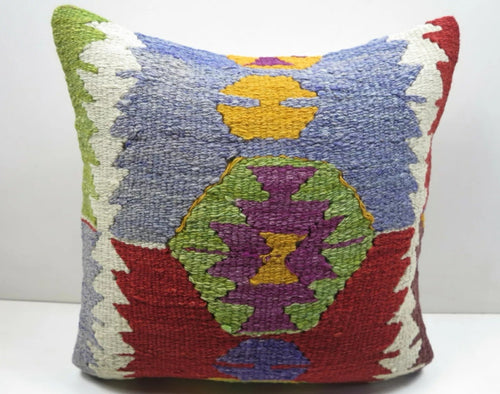 WOW. Woollen Turkish Cushion Cover