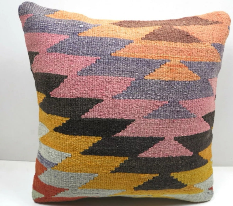 Gorgeous Kilim Cushion Cover