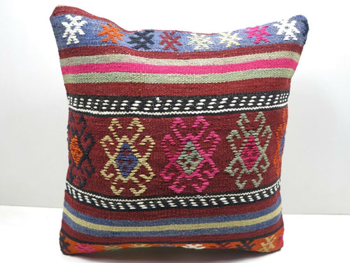 Ottoman Cushion Cover in Wool