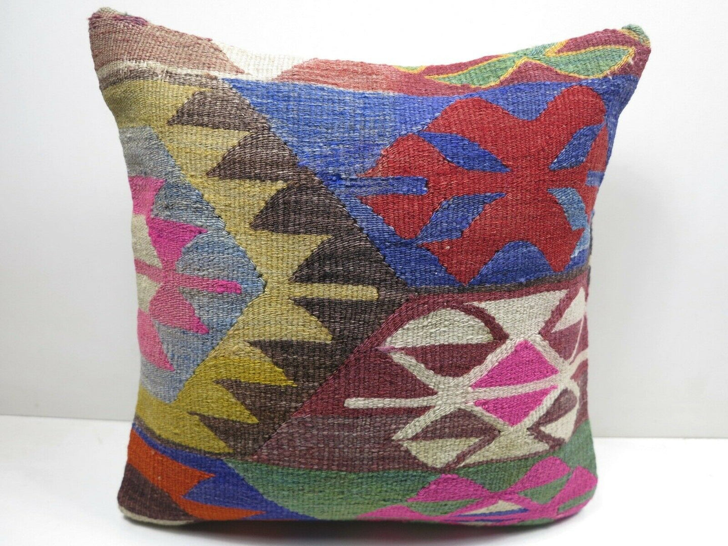 Beautiful Kilim Wool Cushion cover