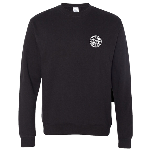Globe Crewneck Sweater