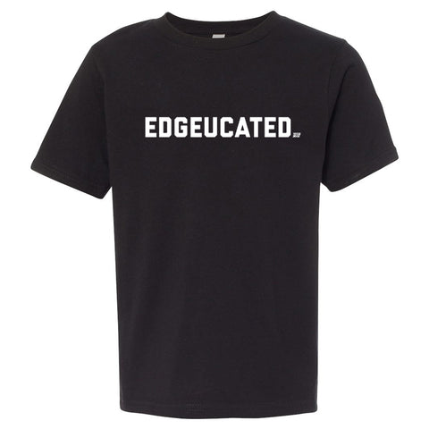 Edgeucated Raglan Tee