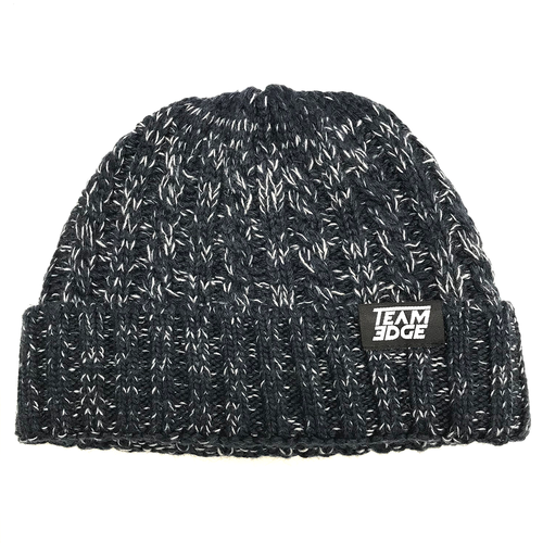 Team Edge Cable Knit Beanie