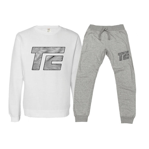 Wavy Sweater & Jogger Bundle