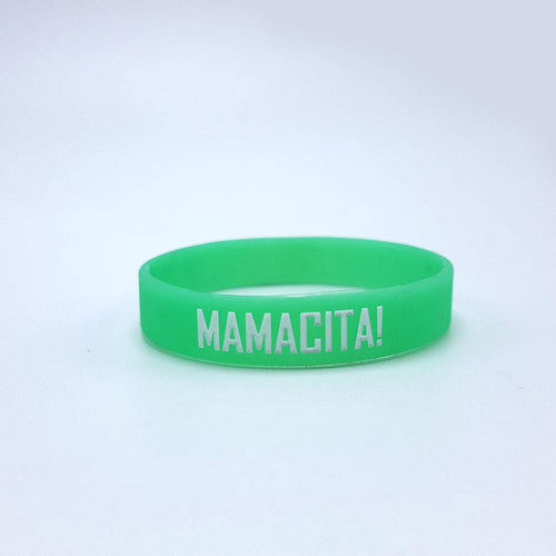 Mamacita Glow in the Dark Wrist Band