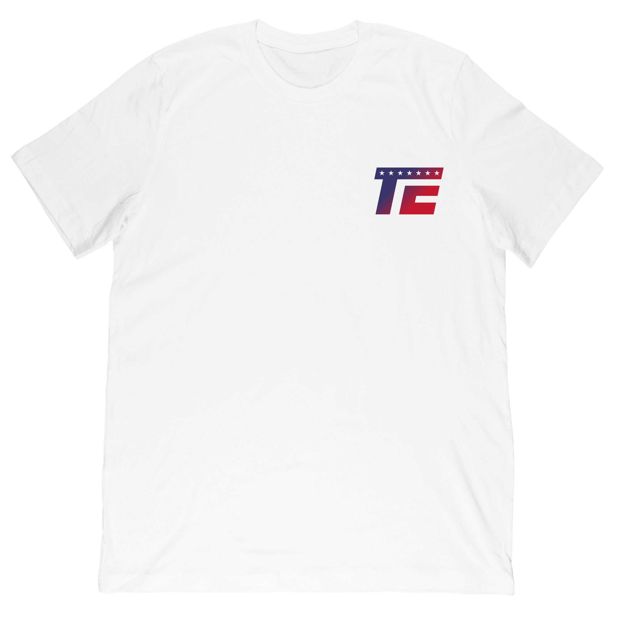 Pocket Logo Flag Tee