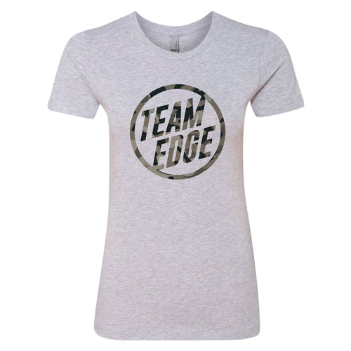 Team Edge Camo Women's Tee