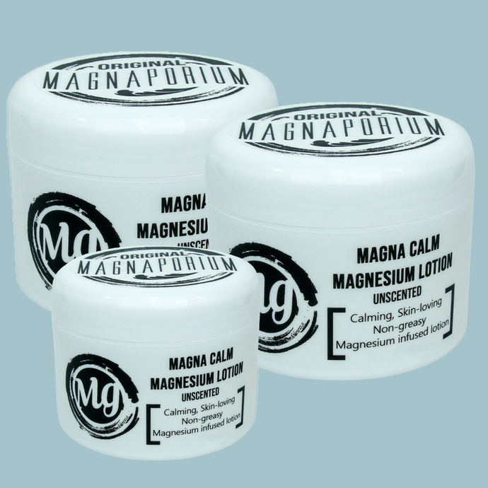 Original Magna Calm Magnesium Lotion-Value Pack