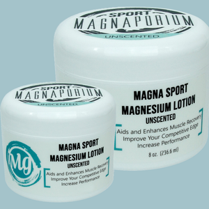 Magna Sport Magnesium Lotion - Combo Pack