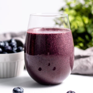 Smoothie Moka & petits fruits||Mocha & Berry Smoothie