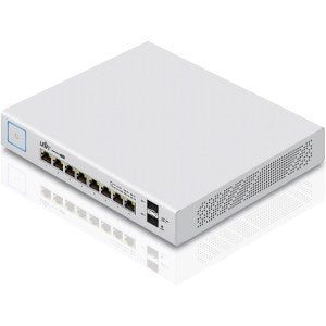Ubiquiti UniFi Ethernet Switch - 8 Port - 2 Layer Supported