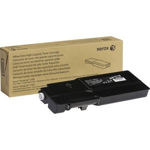 Xerox Original Toner Cartridge - Black - Laser - Extra High Yield - 10500 Pages