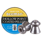 Beeman .177 Caliber Hollow Point Pellets (Per 500)