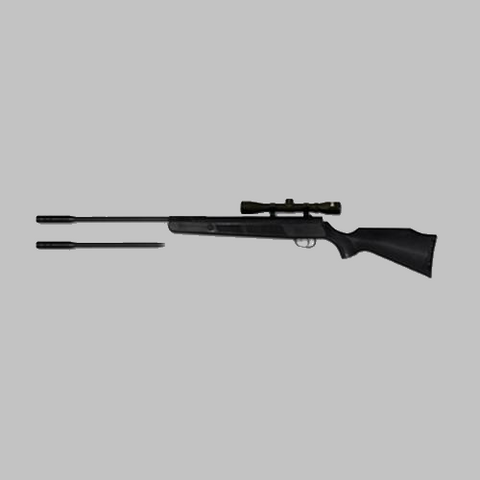 Kodiak X2 DC AW Air Rifle Dual Caliber