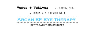 ARGAN EF EYE TREATMENT with CBD
