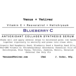 Blueberry C Serum
