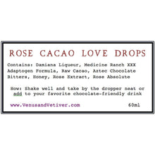 Rose Cacao Love Drops