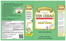 YIN CHIAO tablets