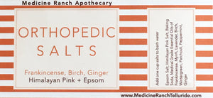 ORTHOPEDIC Salts