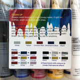 Acrylic Paint Set 5 x 75mL