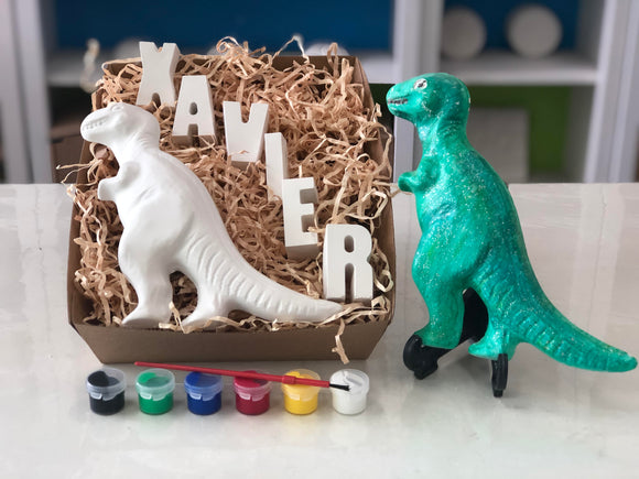 Personalised T-Rex Gift Box