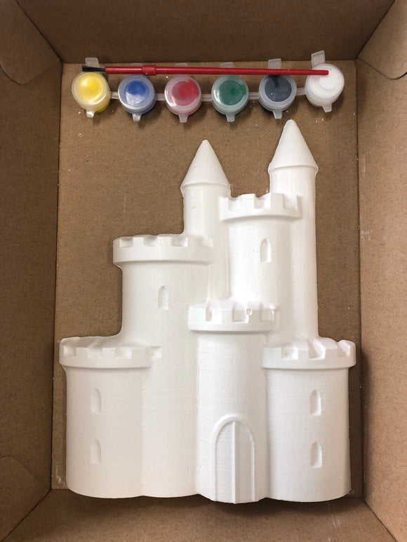 Princess Castle Plaster