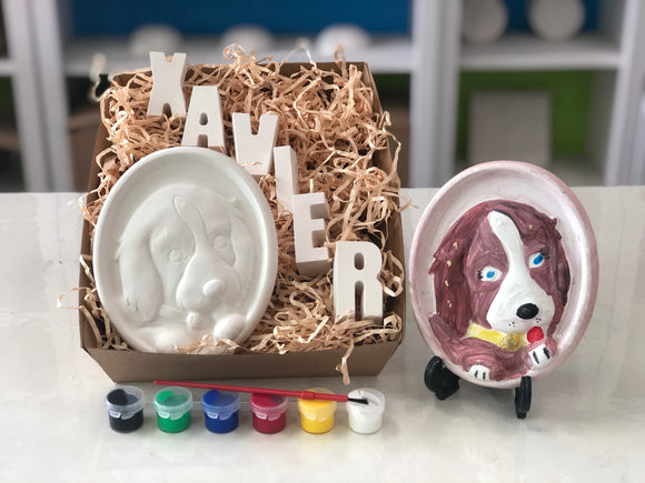 Personalised Dog Gift Box