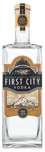 First City Vodka, 1 Box of 12 | ファーストシティウォッカ, 1箱12本入り