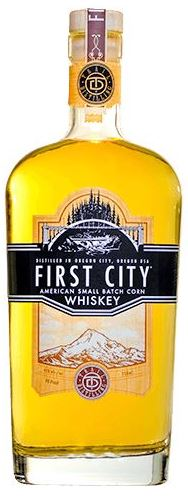 First City Whiskey, 1 Box of 6 | ファーストシティウイスキー, 1箱6本入り