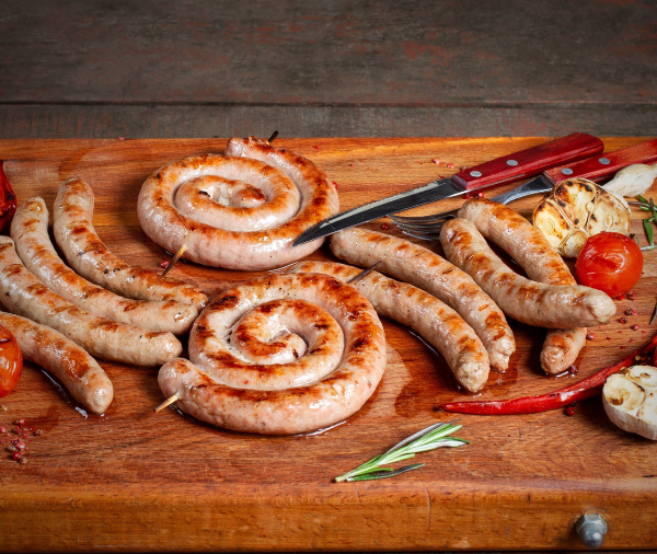 Italian Sausage - Sweet | Hot | Cheese Ring