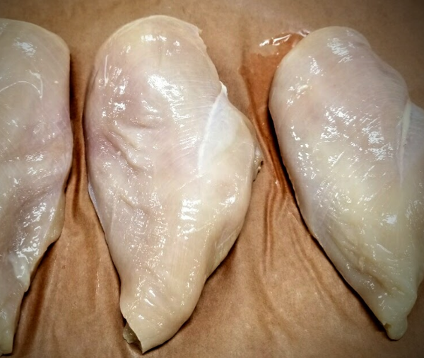 Chicken Cutlets | Antibiotic and Hormone Free | Cleaned and Sized