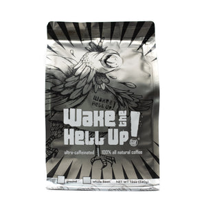 Wake The Hell Up Ultra-Caffeinated Coffee 12oz