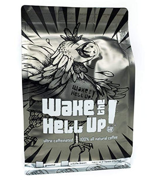 Wake The Hell Up! Ultra-Caffeinated Coffee - Wake The Hell Up Coffee