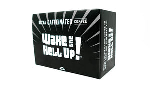 Wake The Hell Up K-Cups! 2 Pack - Wake The Hell Up Coffee