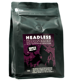 Headless Horseman Blend - Wake The Hell Up Coffee