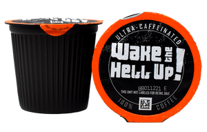 Wake The Hell Up! K-Cups Original - Wake The Hell Up Coffee