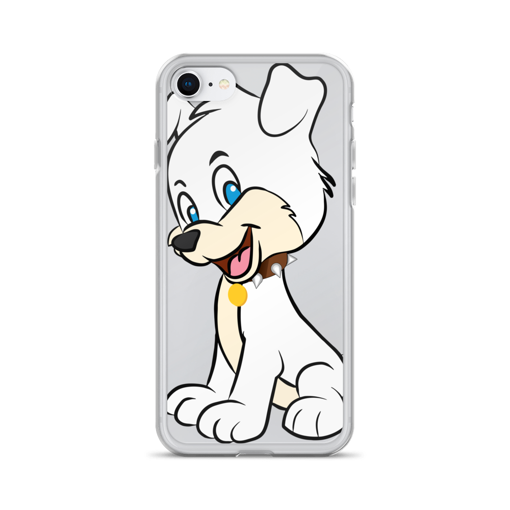 Pupstr Pup iPhone Case