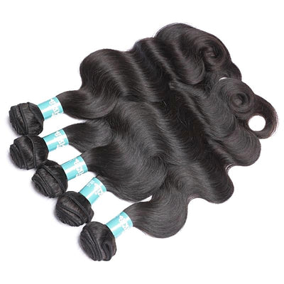 Peruvian Whole Sale- 10 PC Bundles Human Wavy Hair Wave