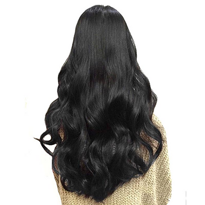 1pc Brazilian Body Wave Hair Remy Human Hair Extensions Natural Color