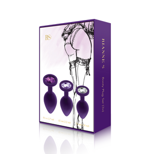 Soiree - Buttplug Original 3st Purple