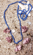 Flower Tassel Necklace