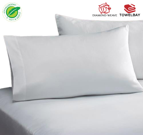 Superior Queen Size Pillow Cases 21 X 33 T250 Towel Bay