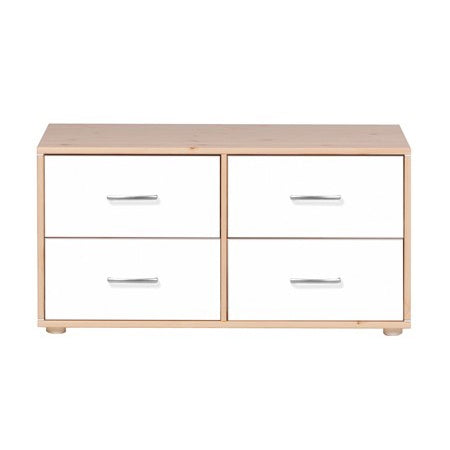 Chest w. 2+2 drawers