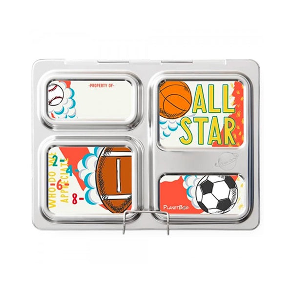 PlanetBox Launch Magnet - Sports