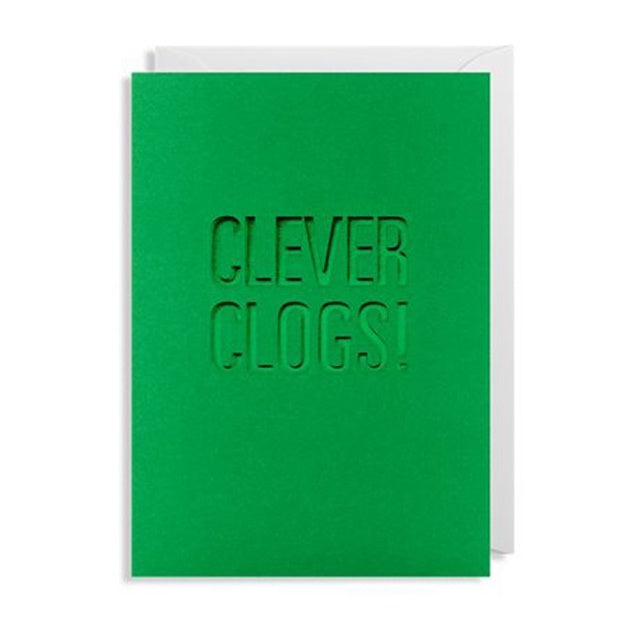 BLANK/ Clever Clogs